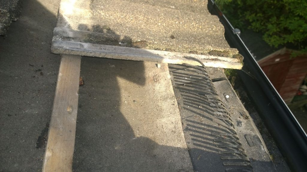 Strip Amp Re Cover Of Concrete Tiled Roof East Coast Roofing