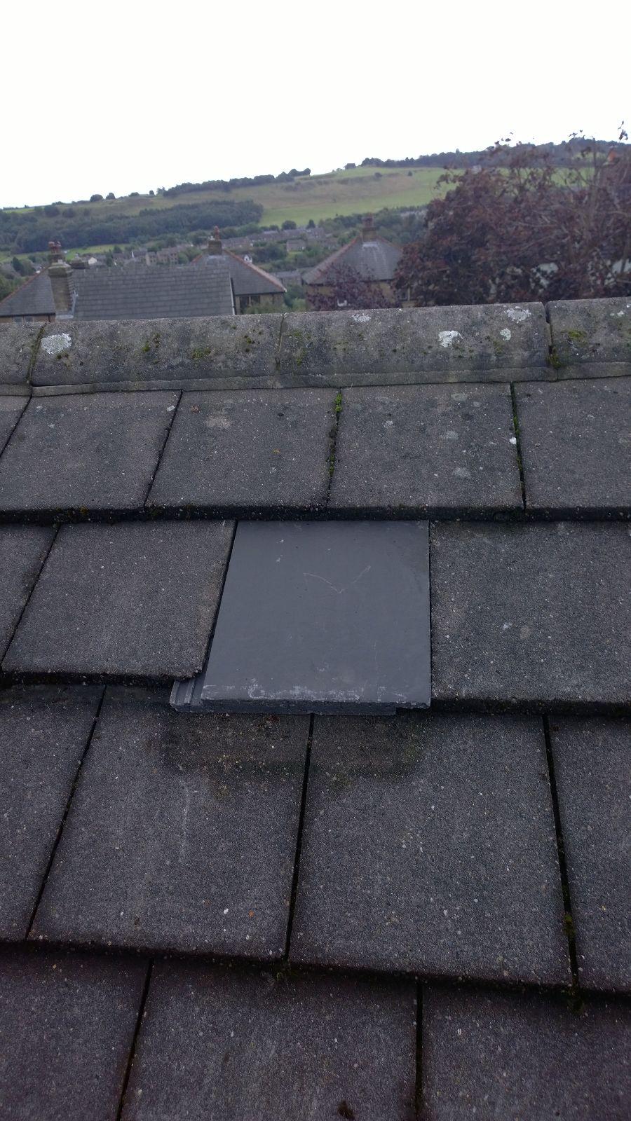 Under Felt Repairs East Coast Roofing