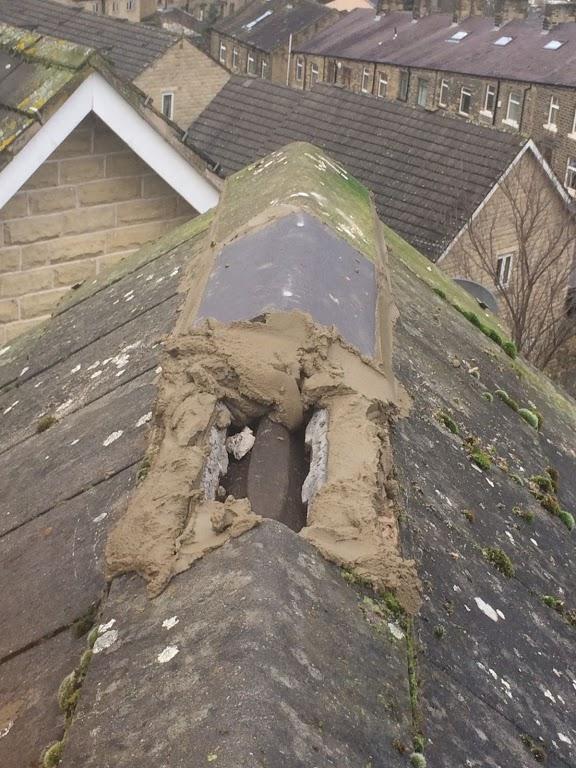 Re Bedding Ridge Tiles East Coast Roofing